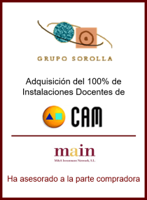 Grupo Sorolla - CAM