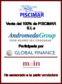 Andromeda Group - Piscimar
