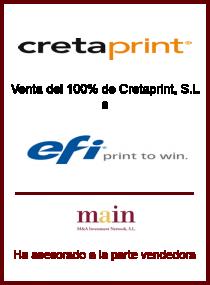EFI - Cretaprint
