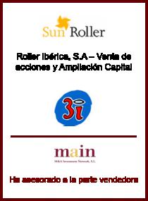 Roller Ibérica - 3i