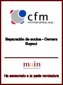 CFM Minerales