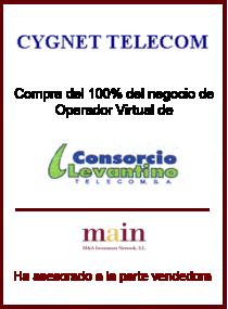 Cygnet Telecom - Consorcio Levantino Telecom