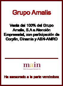 Atención Empresarial - Grupo Amalis