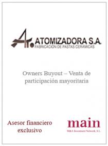 Atomizadora, S.A.